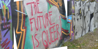 graffiti: the future is queer