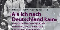 Buchvorstellung, Book Launch, International Women Space (B)