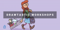Drawtastic workshops