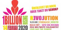 One Billion Rising Münster 2020