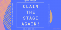Claim the Stage again! Gegengrau